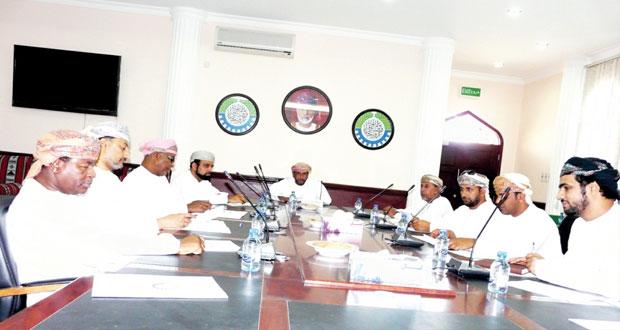 (التطوير العقاري) بغرفة جنوب الشرقية تناقش تأسيس جمعية تعنى بالقطاع