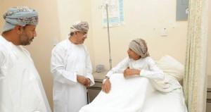 وزير الصحة يزور عدد من المؤسسات الصحية بمحافظة شمال الشرقية