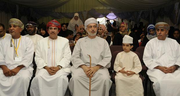 وزير التنمية الاجتماعية يرعى الاحتفال بيوم اليتيم العربي بمشاركة أكثر من 500 طفل يتيم