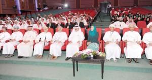 مديحة الشيبانية تفتتح أولمبياد الرياضيات الخليجي الثالث