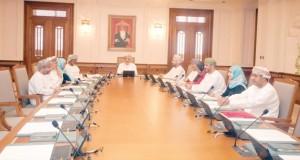 مكتب مجلس الدولة يناقش مراجعة التشريعات المنظمة لقطاع التدريب في المؤسسات التدريبية الحكومية والخاصة