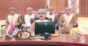 السلطنة تشارك اليوم في أعمال اجتماع وزراء داخلية مجلس التعاون
