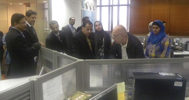 اليوم .. وزير الاعلام يبدأ زيارة رسمية لبروناي دار السلام
