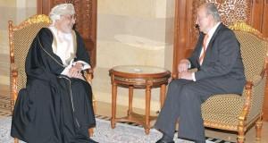 ملك إسبانيا: عمان أصبحت دولة آمنة ومزدهرة وحققت بنجاح