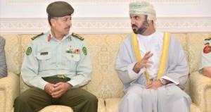وفد كلية الدفاع بالمملكة الأردنية الهاشمية يزور مجلسي الدولة والشورى
