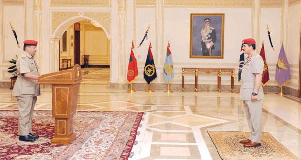 رئيس وأعضاء القضاء والإدعاء العسكري يؤدون اليمين القانونية