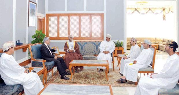 وزير البيئة يلتقي رئيس منظمة الدول المصدرة للغاز