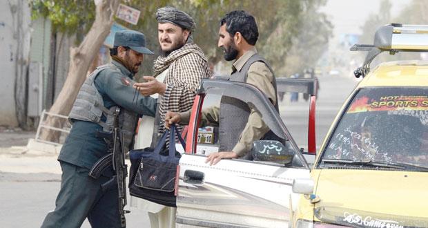 أفغانستان: انتخابات رئاسية اليوم يهيمن عليها هاجسا الأمن والانسحاب الدولي