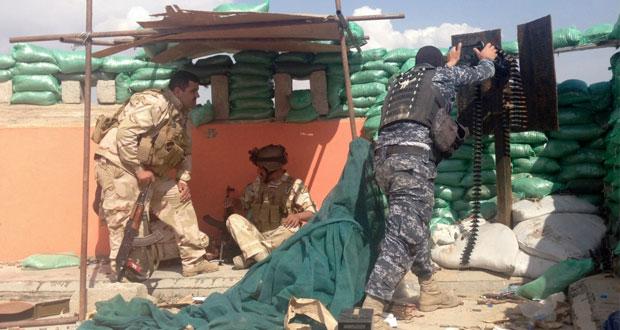 القوات العراقية تقتل 21 من (داعش) في 4 عمليات متفرقة
