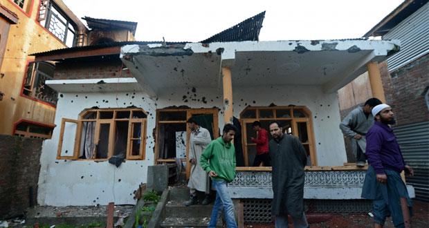 قتيلان باشتباك بين الشرطة الهندية وانفصاليين