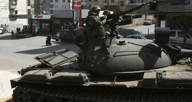 لبنان: الجيش يبدأ الانتشار في طرابلس لتنفيذ الخطة الأمنية