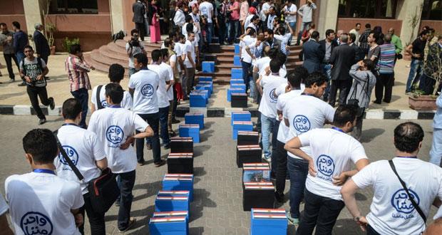 مصر:صباحي يقدم أوراق ترشحه لـ(الرئاسة)