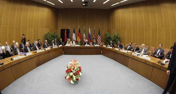 (نووي إيران) على وقع مفاوضات متسارعة لإنجاز اتفاق نهاية الشهر الجاري