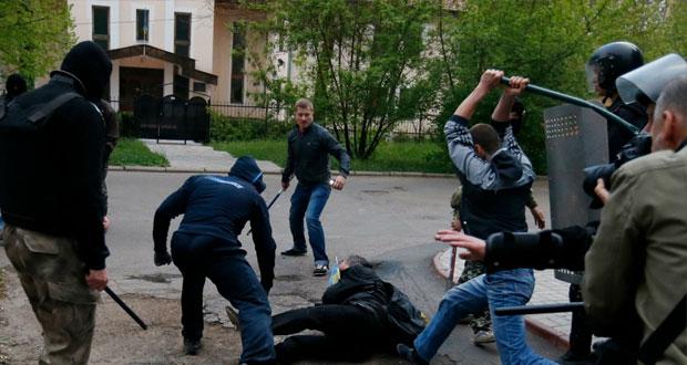 موسكو ترفض سياسة العقوبات وتوتر متصاعد شرق أوكرانيا