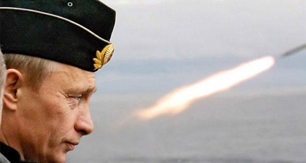 الدب الروسي ينتفض: قراءة في العقيدة العسكرية الروسية  بوتين: تفكك الاتحاد السوفيتي السابق خطأ استراتيجي وعليّ مسؤولية تصحيح هذا الخطأ