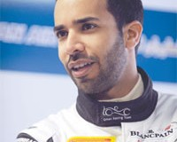بداية موفقة للحارثي وفريق عمان لسباقات السيارات