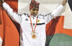 منتخب القوى يطير إلى القاهرة بوفد يضم 22 فردا