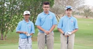 اليوم.. انطلاق منافسات البطولة الخليجية الأولى لناشئي الجولف