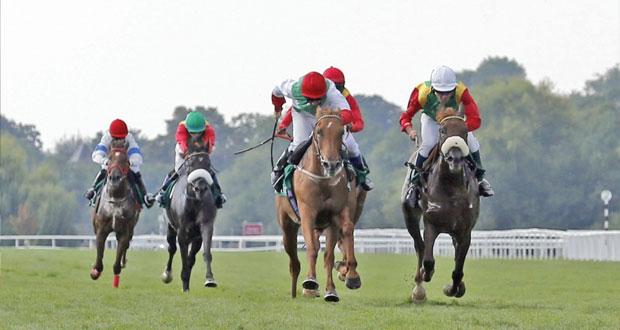 الحصان فولكون دي كلوز يحقق المركز الرابع بسباق بريكس