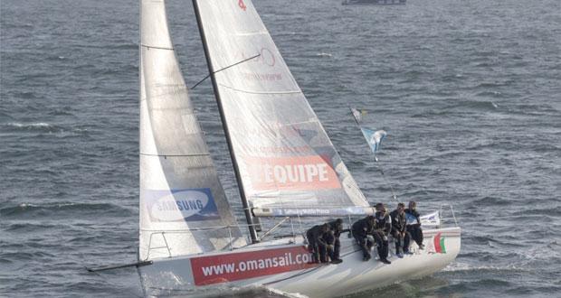 """اليوم.. عُمان للإبحار تستهل سباق """"سبي ويست"""" للإبحار الشراعي بفرنسا"""