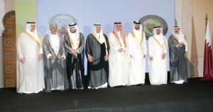 في ختام اجتماع رؤساء اللجان الأولمبية الخليجية