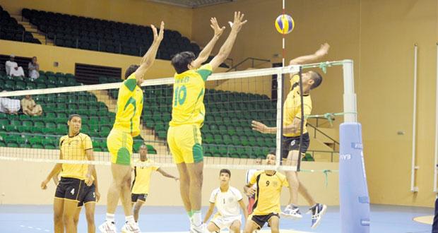 اليوم برعاية عبد الله السعيدى .. انطلاق فعاليات ندوة الكرة الطائرة العمانية (طموحات مستقبلية)