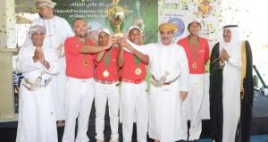في إنجاز رياضي كبير ..منتخبنا الوطني يتوج بطلا للبطولة الخليجية لناشئي الجولف