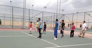 اتحاد التنس ينظم برنامجا تدريبيا لعدد 24 لاعبا