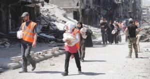 سوريا: تقدم على جبهتي حلب وحمص وارتياح لبناني بعد (القلمون)