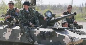 أوكرانيا: تلفزيون دونيتسك في قبضة المحتجين