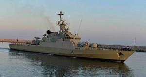 البحرية السلطانية تنفذ التمرين المشترك مع إيران