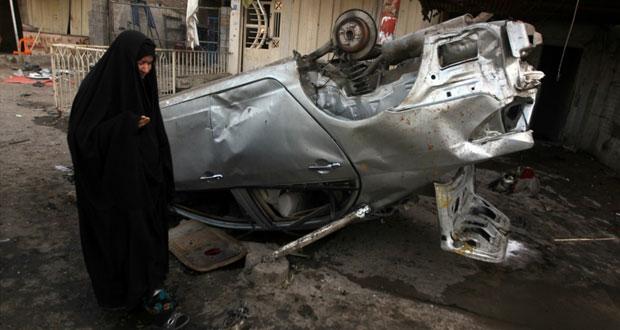 العراق: مقتل 14 جنديا وضابط في الشرطة في هجمات متفرقة