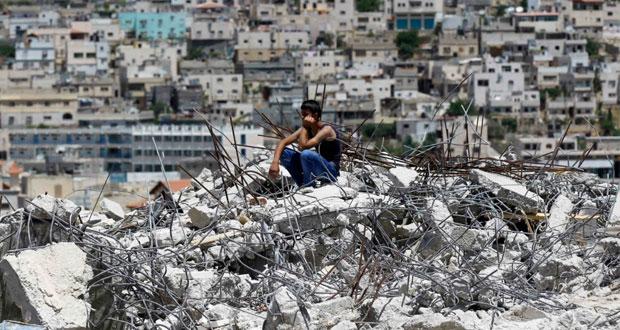 الاحتلال يهدم منزلين فلسطينيين في (شيوخ العروب)..ويدعو لتوسعات استيطانية في (حوارة)