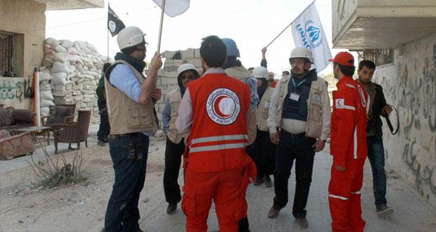سوريا ترى الاستحقاق الرئاسي منفصلا عن العمليات العسكرية والجيش يتقدم في (رنكوس) و(صيدنايا)