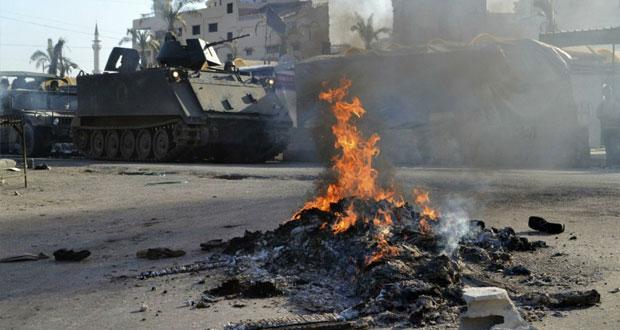 لبنـــــان: الجيش ينفذ مداهمات بحثاً عن مطلوبين في طرابلس
