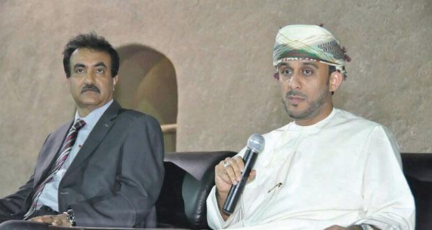 جلسة ثقافية في برزة بيت الفوق بالعوابي