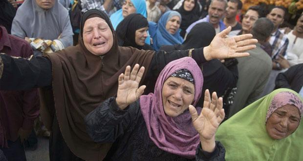 مصر: أحكام إعدام جماعية لـ(الاخوان) بينهم بديع و(المستعجلة) تحظر أنشطة ( 6 أبريل)