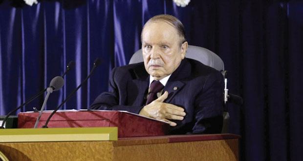 الجزائر: بوتفليقة يتعهد بمراجعة توافقية للدستور ويعين سلال رئيسا للحكومة