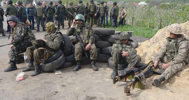 مع إطلاق كييف عملية واسعة في سلافيانسك روسيا تحذر من عواقب كارثية بأوكرانيا