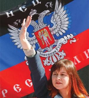 أوكرانيا: مشاركة بأكثر من 71% في (استفتاء الشرق)
