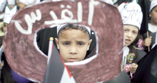 سعار المستوطنين وقوات الاحتلال يزيد ضد الأقصى و(المرابطون) يتصدون