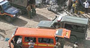 80 بين قتيل وجريح  في سلسلة انفجارات بنيروبي