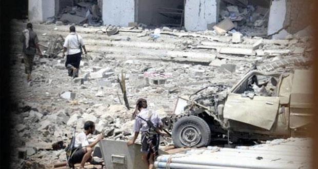 اليمن: مقتل وإصابة 26 جنديا في هجوم على مقر للشرطة و3 قتلى من القاعدة بصنعاء