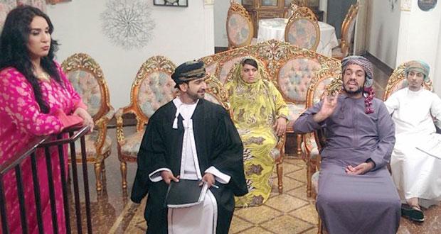""""""" في بيتنا قاضِي"""" جديد الدراما العمانية بمشاركة نخبة من نجوم الدراما من السلطنة ودول الخليج"""