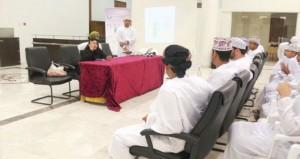 دائرة التراث والثقافة بجنوب الشرقية تحتضن فعاليات الأسبوع العلمي الخامس