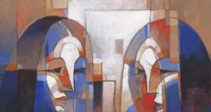 موسـى عـمر وإدريـس الهـوتي يشاركان في مهـرجان أزمـور الدولي الرابـع للفـن التشـكيلي بالمغرب