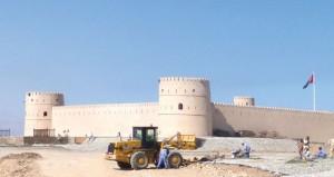تطوير المسرح الخارجي ومرافق حصن السنيسلة بهدف تفعيل السياحة الثقافية في صور