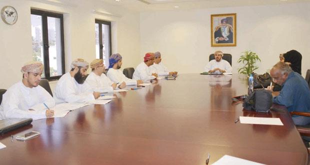اللجنة الرئيسية لنزوى عاصمة الثقافة الإسلامية 2015 تناقش آلية تغطية الأنشطة والفعاليات إعلاميا