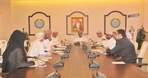 لجنة التطوير العقاري بالغرفة تبحث تطوير القطاع
