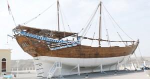 (فتح الخير).. تحكي صفحة من التاريخ البحري العريق لصور
